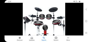 Alesis Crimson II 5-Piece Electronic Drum Kit for Sale in Wichita, KS