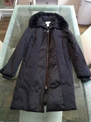 Armani Exchange Winter Parka Jacket/Coat , Fur Collar, Warm, Excellent. Small for Sale in Las Vegas, NV