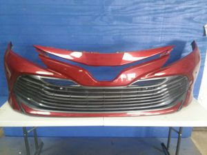 2018 TOYOTA CAMRY FRONT BUMPER for Sale in San Antonio, TX