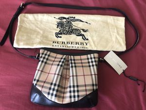 Burberry Crossbody Bag for Sale in Salt Lake City, UT