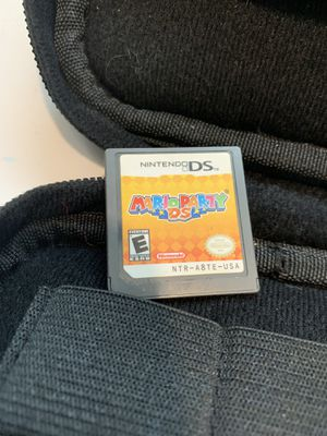 Mario party ds for Sale in Cleveland, OH