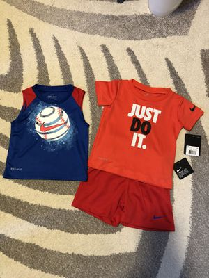 Brand new baby Nike active clothes for Sale in San Francisco, CA