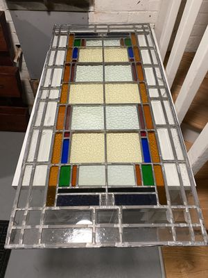 antique stained glass window for Sale in Bethesda, MD