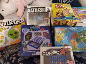 Board games for Sale in Farmers Branch, TX
