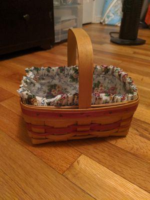 Longaberger basket for Sale in Denver, CO