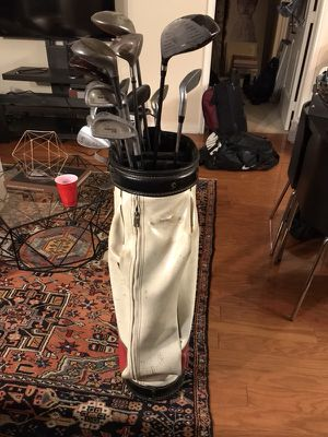 Starter golf set for Sale in Dallas, TX