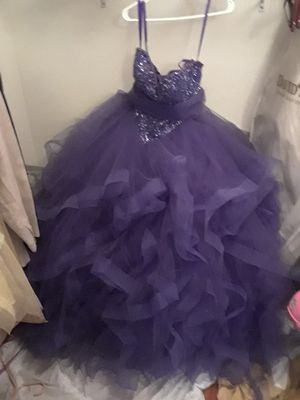 Sweet 16 / quinceanera dress for Sale in TEMPLE TERR, FL