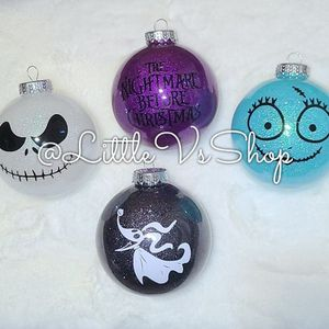 Custom Ornament NIGHTMARE BEFORE CHRISTMAS for Sale in Chicago, IL