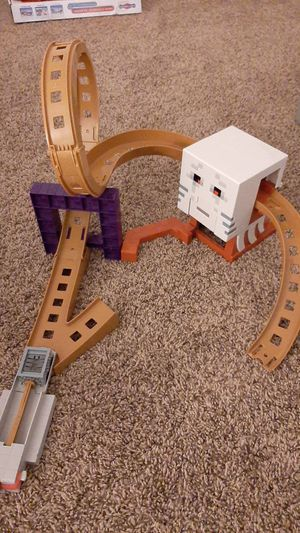 Minecraft Hot Wheels Track for Sale in Melbourne, FL