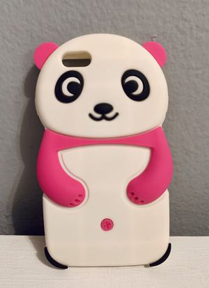 Pink Panda IPhone 7 Case for Sale in Los Angeles, CA