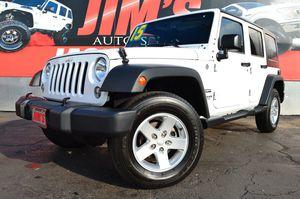 2015 Jeep Wrangler Unlimited for Sale in Lomita, CA