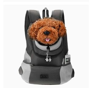 NO DELIVERY Comfortable Dog Cat Carrier Backpack with Breathable Head Out Design and Padded Shoulder for Hiking XL for 10.0-15.0 lbs pets for Sale in South Gate, CA