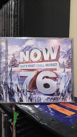 NOW! That's What I Call Music Vol. 76 for Sale in Bowling Green, OH