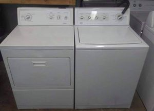 Kenmore washer and dryer set with warranty for Sale in Butler, PA