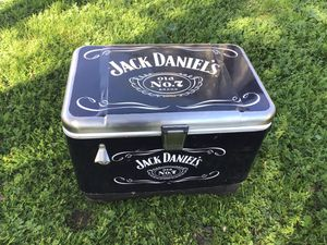 JACK DANIELS IGLOO ICE CHEST...AWESOME!!! for Sale in Stockton, CA