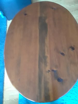 Antique table with storage drawer underneath. for Sale in Chicago, IL