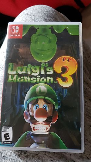 Luigis mansion 3 for Sale in Chino, CA