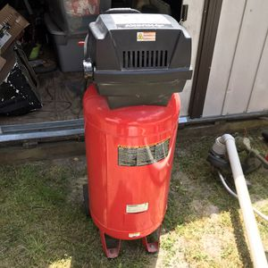 Husky air compressor for Sale in Waterford, NJ