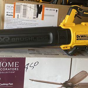 Dewalt 20volt Blower Too Only for Sale in Dallas, TX
