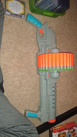 Air Warriors ultra-tek sidewinder Nerf gun for Sale in Portsmouth, VA
