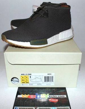 """Adidas NMD C1 """"END"""" Olive Green Gum Men's Size 8 Brand New 100% Authentic for Sale in Bronx, NY"""