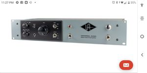Universal Audio M610 tube preamp for Sale in Fresno, CA