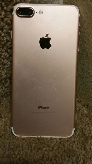 Iphone 7 plus 32GB for Sale in Houston, TX