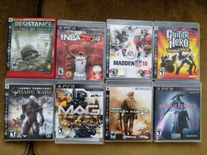 PS3 Playstation 3 games for Sale in Marysville, WA