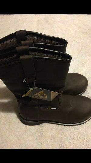 Brand New Work Boots Men's SZ-9 for Sale in Springfield, TN