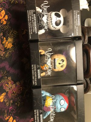 The Nightmare Before Christmas Disney Vinylmations for Sale in Edison, NJ