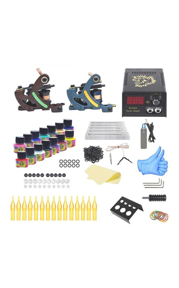 Tattoo kit new