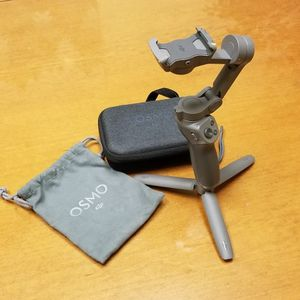 DJI Osmo 3 w/ Tripod & Carry Case for Sale in Issaquah, WA