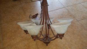 Hammered Copper Chandelier for Sale in Sierra Vista, AZ