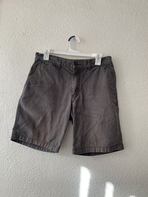 "Mens Patagonia 8"" Stand Up Shorts size 32 Gray 100% Organic Cotton for Sale in San Diego, CA"
