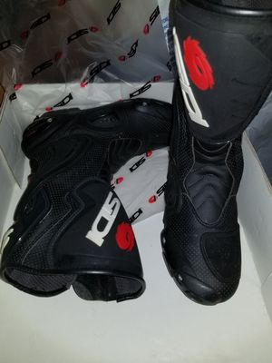 Sidi Motorcycle boots for Sale in Philadelphia, PA