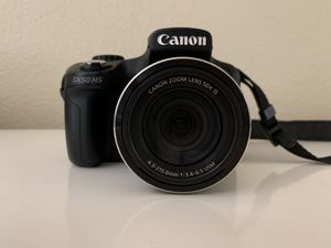 Canon SX50 HS for Sale in San Diego, CA