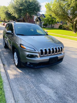 2017 JEEP CHEROKEE (CLEAN TITLE) for Sale in Rowlett, TX
