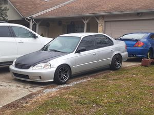 Honda civic 99 for Sale in Lawrence, IN