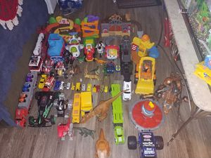 Lot of boy toys for Sale in Dallas, TX