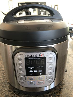Instant pot for Sale in Edgewood, WA