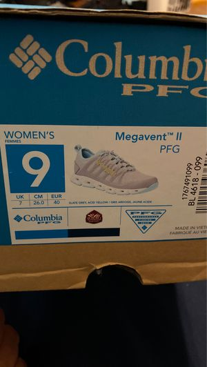 Columbia PFG Boat/Water Resistant/Fishing Women Shoes for Sale in Long Beach, CA