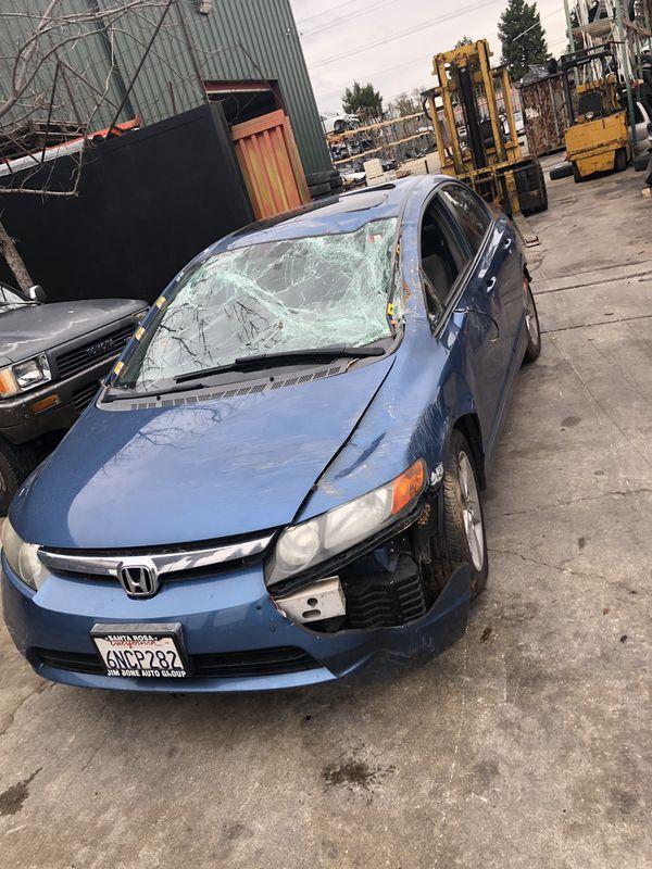2007 Honda civil parting out