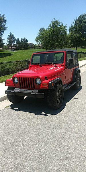 1997 jeep wrangler for Sale in Menifee, CA