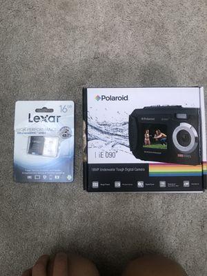 Water proof camera plus SIM card for Sale in Redondo Beach, CA