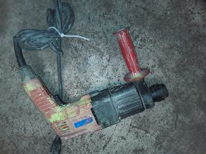 Milwaukee rotor hammer drill for sale works good price firm no low ballers please for Sale in San Diego, CA