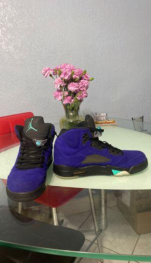 "Air Jordan 5 Retro ""Alternate Grape"" for Sale in Miami, FL"