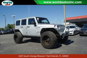 2012 Jeep Wrangler Unlimited for Sale in Orlando, FL