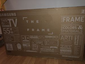 Samsung The Frame TV for Sale in Hyattsville, MD