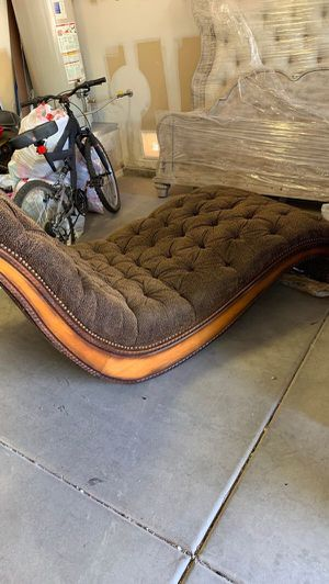 Chaise furniture couch for Sale in Surprise, AZ