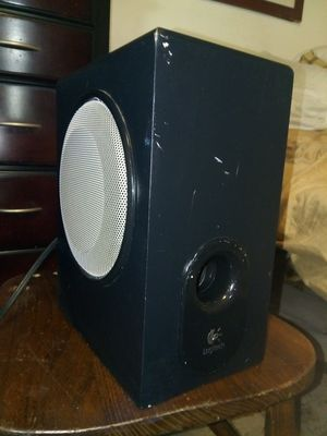 Logitech x-530 subwoofer for Sale in San Diego, CA